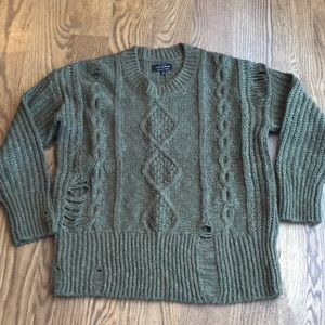 Luck brand sweater